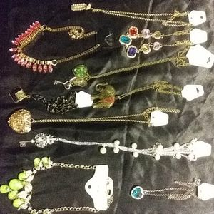 10 Brand New Necklaces